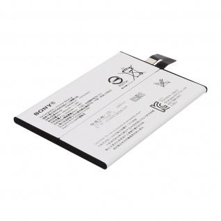 Austausch-Akku für Sony Xperia 10 Plus, 3000mAh Zusatzakku - Schwarz