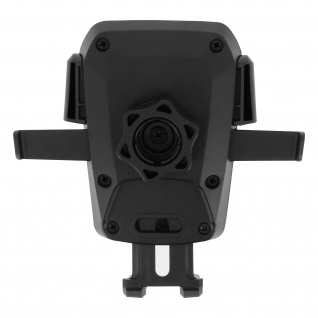 Kfz-Halterung Smartphone Saugnapf Armaturenbrett/Windschutzscheibe - Schwarz