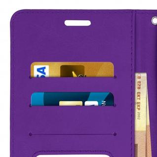 Flip Stand Cover Brieftasche & Standfunktion Sony Xperia XZ3 - Violett - Vorschau 4