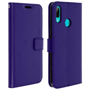Flip Stand Cover mit Standfunktion Huawei P Smart 2019 / Honor 10 Lite - Violett