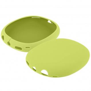 Airpods Max Ultradünne Silikonhülle 1, 5mm, Soft-Touch Oberfläche - Grün