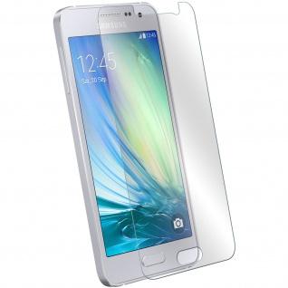 Bruchsichere Displayschutzfolie aus Hartglas für Samsung Galaxy A3 - Vorschau 2