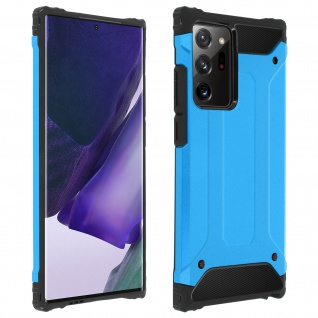 Defender II schockresistente Samsung Galaxy Note 20 Ultra � Blau