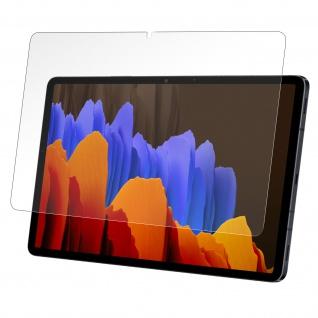9H Härtegrad Glas-Displayschutzfolie Galaxy Tab S7 Plus 12.4 ? Transparent