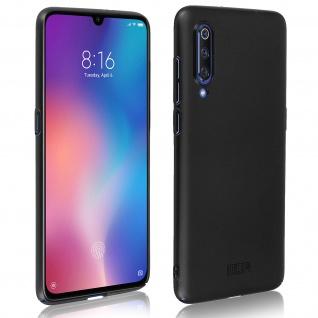 Xiaomi Mi 9 Handyhülle aus Polycarbonat, Hardcase - Schwarz