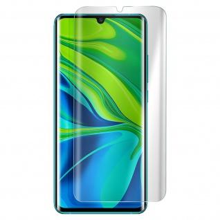 Xiaomi Mi Note 10 / Note 10 Pro 9H flexible Schutzfolie - Transparent