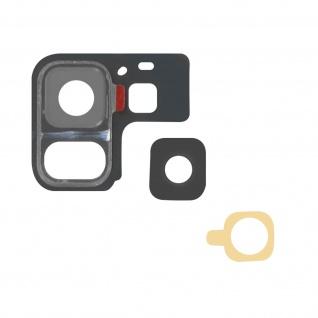 Kamera Linse für Rück-Kamera Samsung Galaxy S9 Plus - Schwarz