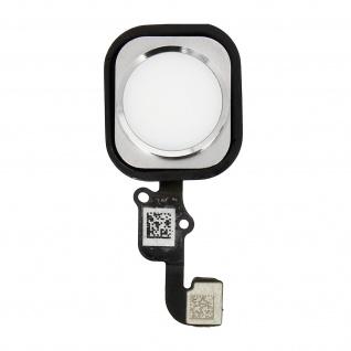Ersatzteil Home Taste mit Flexkabel für Apple iPhone 6S Weiß