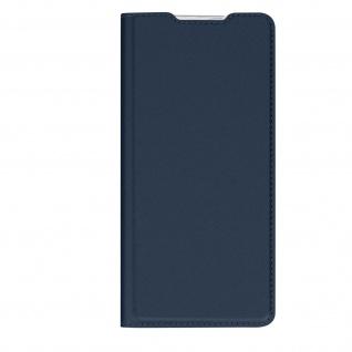 Klappetui mit Kartenfach & Standfunktion Nokia 3.4 ? Dunkelblau
