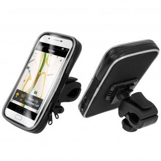 "Bigben Smart Fahrrad/Motorrad Halterung Smartphones 3.5"" bis 6.9"" - 360° drehbar"