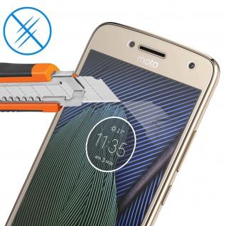 Motorola Moto G5S flexible Displayschutzfolie - Kratzfest, anti-fingerabdruck