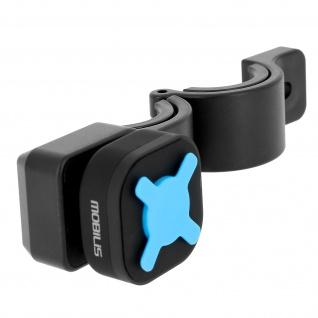 Universal Smartphone Fahrrad-Halterung - SecureLock / Lenkstange 18-33mm