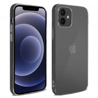 Apple iPhone 12 / 12 Pro ultradünne Silikon Schutzhülle ? Transparent