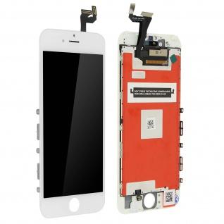 LCD Komplettset mit Touchscreen für iPhone 6S - Weiß - Vorschau 2