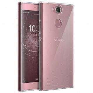 Sony Xperia XA2 Ultra Schutzhülle Silikon ultradünn (0.30mm) ? Transparent