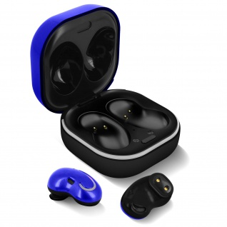Bluetooth 5.1 Stereo-Kopfhörer, Surround Sound 15Std. Akkulaufzeit ? Blau