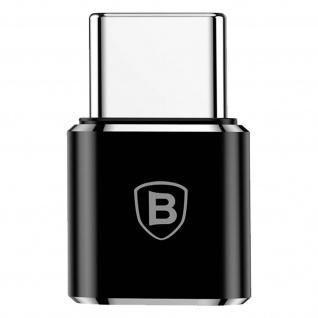 Micro-USB zu USB Typ-C Ladekabel, Aufaden & Datenübertragung - Baseus