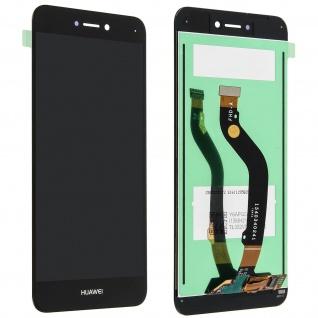LCD Komplettset Huawei P8 Lite 2017 + Touchscreen - Schwarz