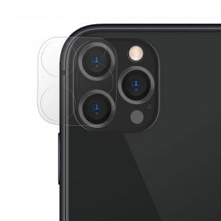 Rückkamera kratzfeste Schutzfolie Apple iPhone 12 Pro ? Transparent