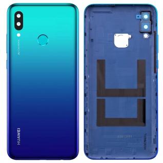 Ersatzteil Akkudeckel, neue Rückseite für Huawei P Smart 2019 - Blau