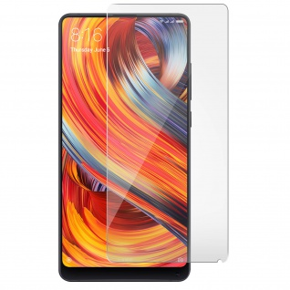 Displayschutzfolie aus gehärtetem Glas für Xiaomi Mi Mix 2 - 9H Härtegrad