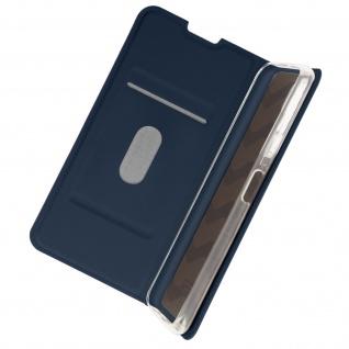 Klappetui mit Kartenfach & Standfunktion Nokia 8.3 5G ? Dunkelblau