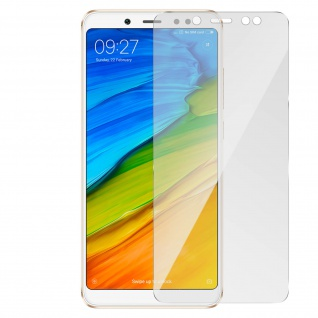 Displayschutzfolie aus Glas, ulttradünn 0, 33mm für Xiaomi Redmi Note 5 - Muvit