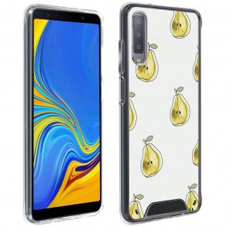 Handyhülle für Samsung Galaxy A7 2018, Made in France ? Birnen Design
