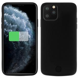 2-in-1 Hartschalen-Akkuhülle iPhone 11 Pro Schwarz