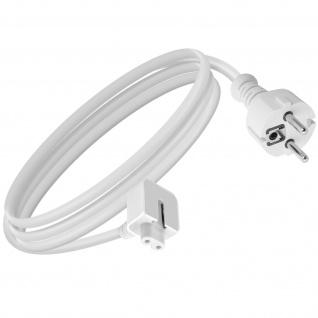 Original Apple MacBook / iPhone Ladegerät Verlängerungskabel, Länge 1, 7 m - Weiß