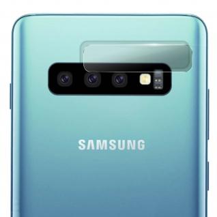 Schutzfolie für Rückkamera Samsung Galaxy S10 Plus, gehärtetes Glas by Benks