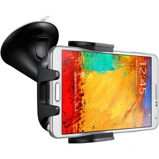 Samsung EE-V200 KFZ-Halterung für Smartphones - mit Saugnapf-Befestigung