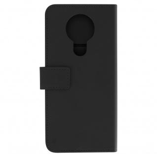 Nokia 3.4 Flip-Cover mit Kartenfächern & Standfunktion ? Schwarz