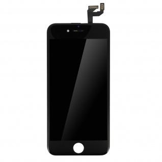 LCD Komplettset mit Touchscreen für iPhone 6S - Schwarz - Vorschau 4