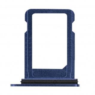 Nano-Sim-Kartenhalter, Halter Ersatzteil für Apple iPhone 12 ? Blau