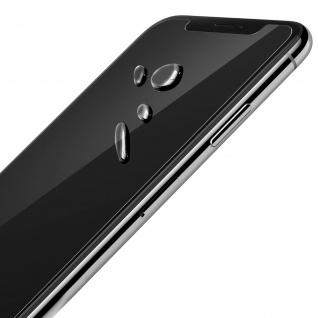 Force Glass Displayschutzfolie iPhone X Blaulicht-Filter - Lebenslange Garantie - Vorschau 5