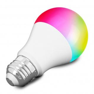 E26 WiFi dimmbare LED Connected Glühbirne, kompatibel mit Alexa und Google Home