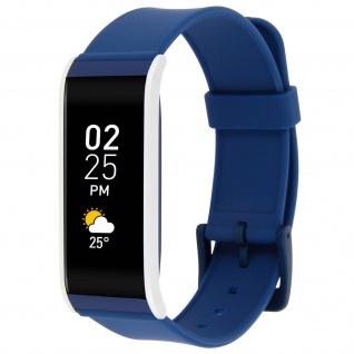 MyKronoz Zefit 4 Aktivitätstracker Bluetooth Smartwatch - Blau
