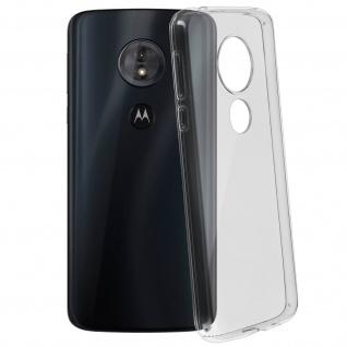 Motorola Moto G6 Play Schutzhülle Silikon ultradünn (0.30mm) ? Transparent