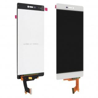 Huawei P8 LCD-Komplettset + Touchscreen - Ersatzdisplay Weiß