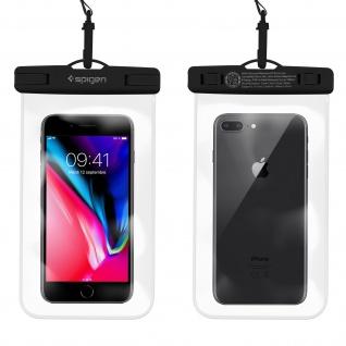 Spigen A600 IPX8 wasserdichte Handyhülle für Smartphones ? Transparent