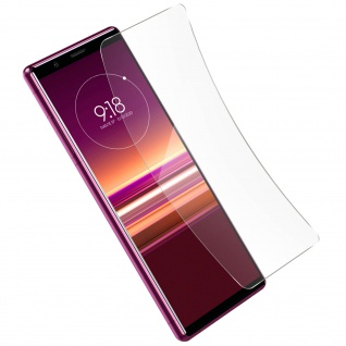 Flexible Displayschutzfolie, ultradünne Folie für Sony Xperia 5 - Transparent