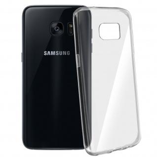Galaxy S7 Edge Ultra-Clear unverbrüchliche Schutzhülle aus Silikon -Transparent