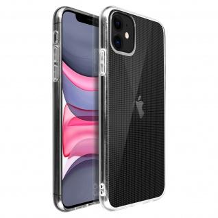 Gelhülle, Backcover für Apple iPhone 11, frosted case ? Transparent