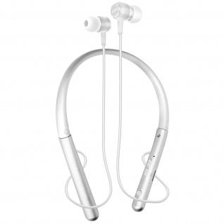 Bluetooth Sport Kopfhörer 8 Std. Akkulaufzeit CA-112, GJBY Series ? Weiß