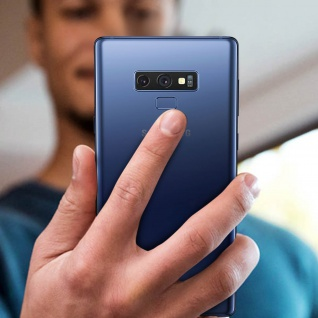 Kamera Linse für Rück-Kamera Samsung Galaxy Note 9 - Schwarz - Vorschau 3