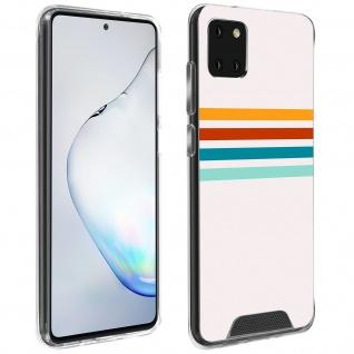 Handyhülle für Galaxy Note 10 Lite, Made in France ? Stripes Design