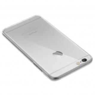 iPhone 6 Plus, 6s Plus Rundumschutz Vorder- Rückseite - 360° Schutz+Touchscreen