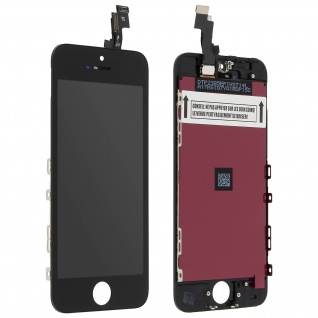 LCD Komplettset Apple iPhone SE + Touchscreen - Schwarz