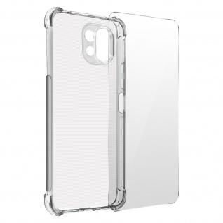 Premium Schutz-Set Xiaomi Mi 11 Lite / 11 Lite 5G Hülle + Folie ? Transparent